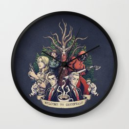 Welcome to Greenvale Wall Clock