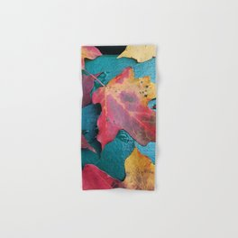 WithrowLeaves Hand & Bath Towel
