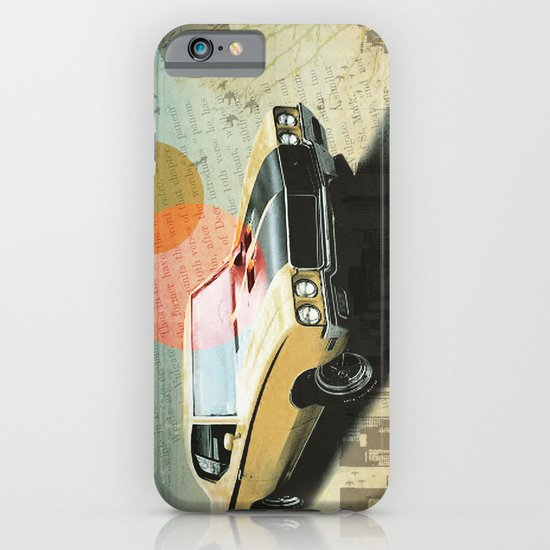 Buick Gran iPhone & iPod Case