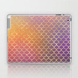 Bling Purple & Pink Pattern Laptop & iPad Skin