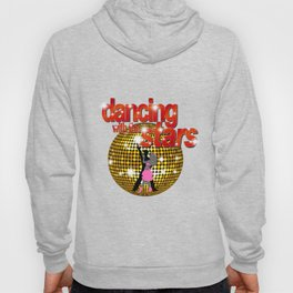 Dancing with the Stars Disco ball Dancers silhouette 2 Hoodie