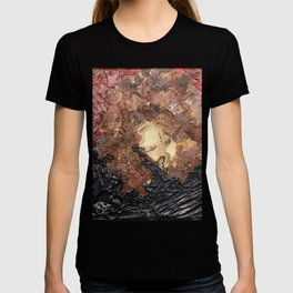The Velvet Rope Abstract T-shirt