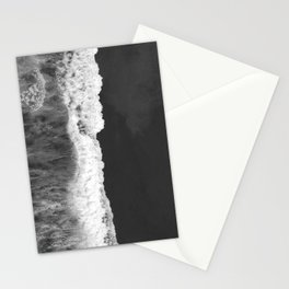 The Sea (Black and White) Stationery Cards