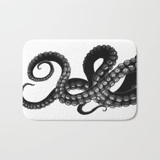 Get Kraken Bath Mat