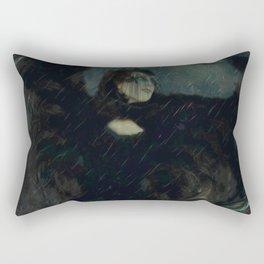 Dark Storm Rectangular Pillow