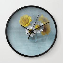 canvas_still-life_004 Wall Clock
