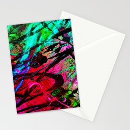 Controled caos Stationery Cards