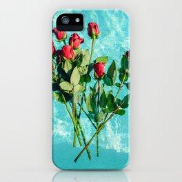 summer romance #society6 #decor #buyart iPhone Case