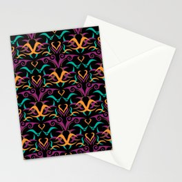 Ethnic Pattern 2 Stationery Cards