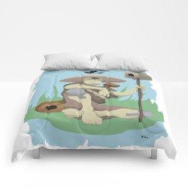 Bird Keeper Comforters