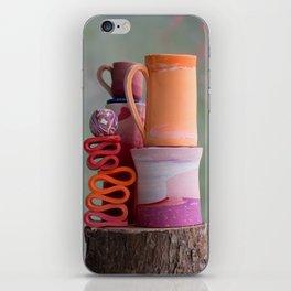 Stack I iPhone Skin