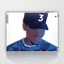 Coloring Book - Chance the Rapper Laptop & iPad Skin