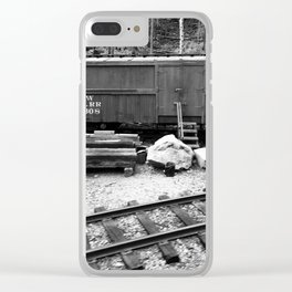 Georgetown RR Clear iPhone Case