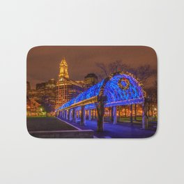Boston, Christopher Columbus Waterfront Park Bath Mat