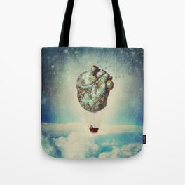 The Unforgettable Love Journey 2 Tote Bag