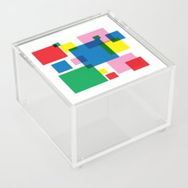 New Year 18 Acrylic Box