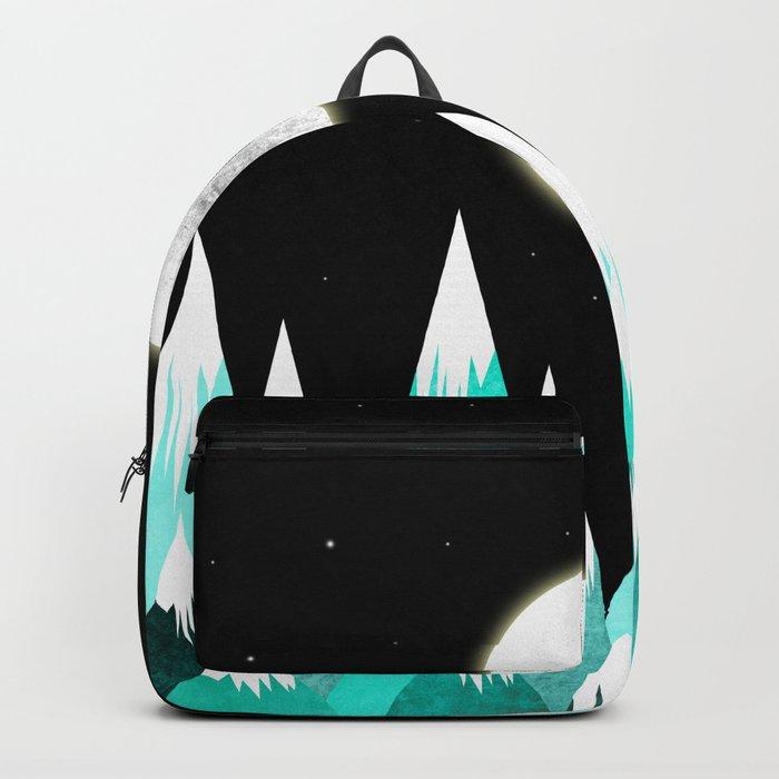 Blue Night Backpack