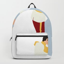 Cinderella and Prince Charming Backpack