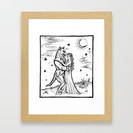 Versipellis Framed Art Print
