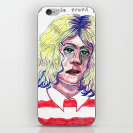 You can't handle it iPhone Skin