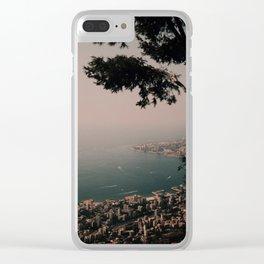 Lebanon #society6 #buyart #decor Clear iPhone Case