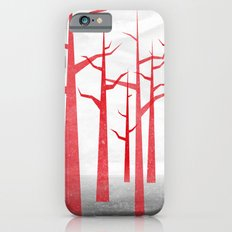 Red Forest iPhone 6s Slim Case