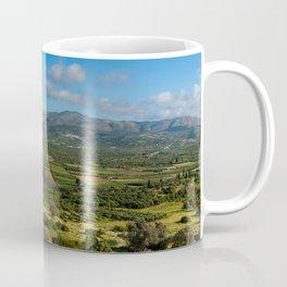 Phaistos Archaeology Site, Crete Coffee Mug