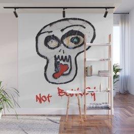 Not Banksy Wall Mural