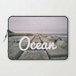 The seawall Laptop Sleeve