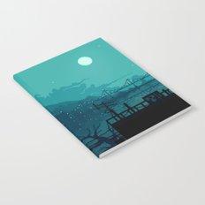 Dark Harbor Notebook