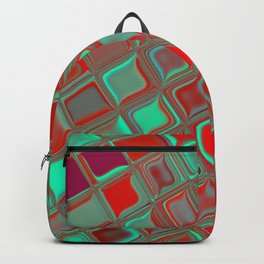Colored Glass Backpack