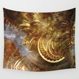 Timeworld Three Wall Tapestry