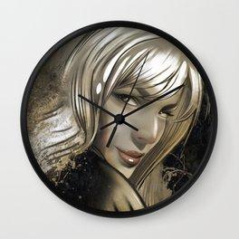 Femme Fatale Wall Clock