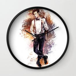 11th Doctor Wall Clock