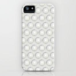 Dots #3 iPhone Case