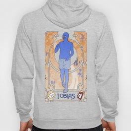 Tobias Art Nouveau Hoody