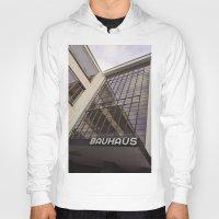 bauhaus Hoodies featuring Bauhaus by Nat Alonso