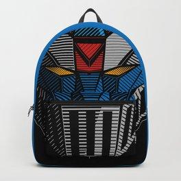 090 Great Mazinger Full Backpack
