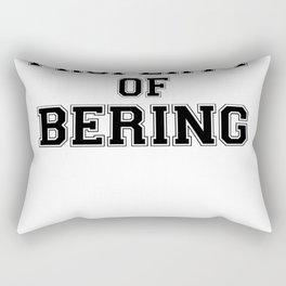 Property of BERING Rectangular Pillow