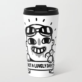 Wot a luvely day! Travel Mug