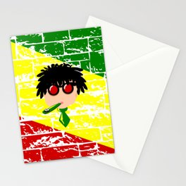 Reggae Kazoo Stationery Cards