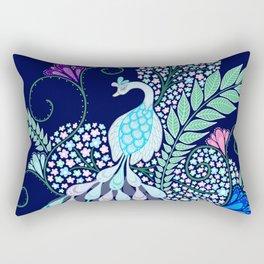 Moonlark Garden Rectangular Pillow