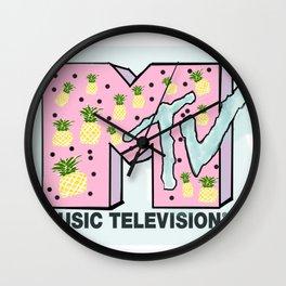 MTV 90'S KID Wall Clock