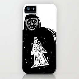 Consumed iPhone Case