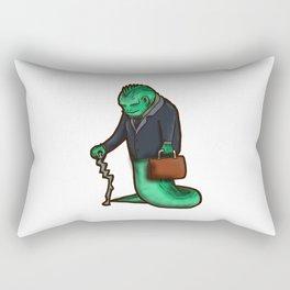 villains get old too Rectangular Pillow