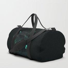 House of Jellyfish Duffle Bag