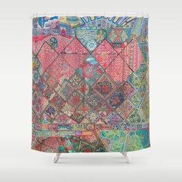 Eurasia Shower Curtain
