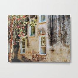 Villa Carolina Metal Print