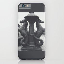 Iron And Salt iPhone Case