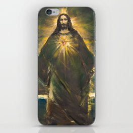 THE LIGHT OF THE WORLD III iPhone Skin